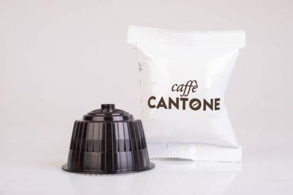 capsula compatibile dolce gusto caffè cantone