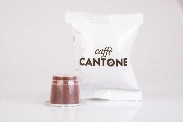 capsula compatibile nespresso caffè cantone